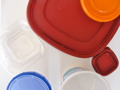 Low-Sodium Travel Containers