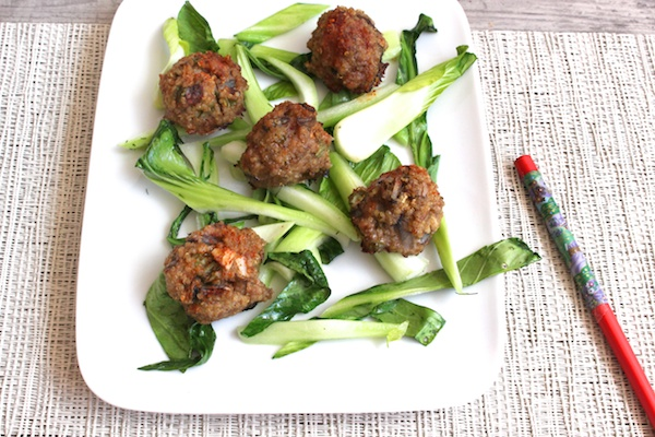 Chinese Meatballs 2
