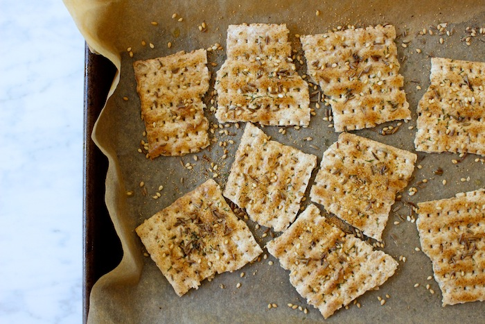 Matzoh Crackers