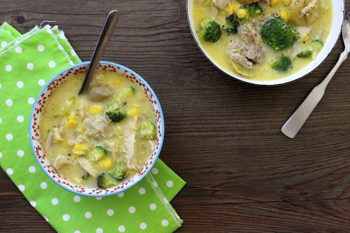 Bright Broccoli Soup
