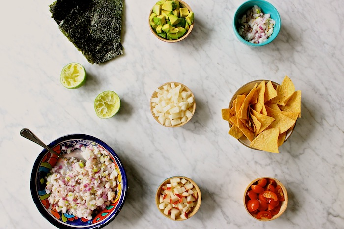Flexible Ceviche Bar