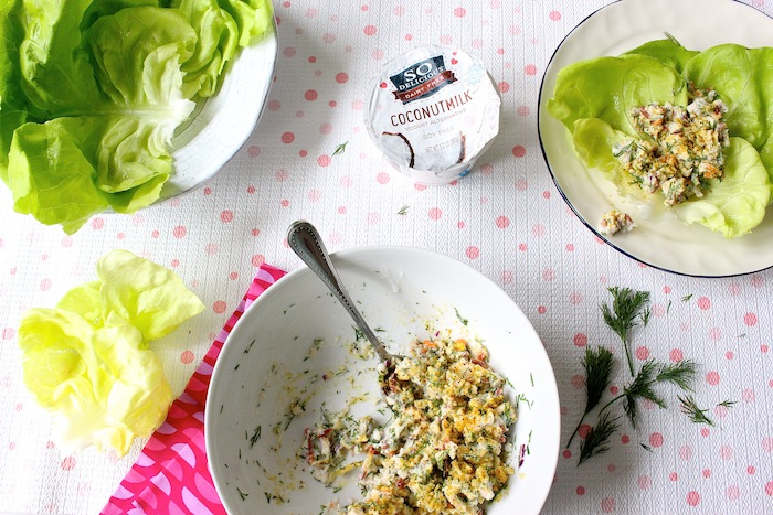 Flxible Lettuce Cups
